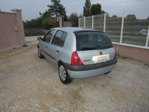 OCCASION TROYES CLIO II 1