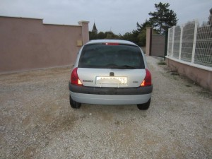 OCCASION TROYES CLIO II 2