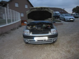 OCCASION TROYES CLIO II 21