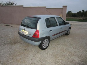 OCCASION TROYES CLIO II 3
