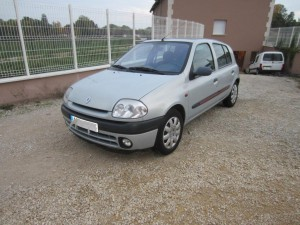 OCCASION TROYES CLIO II