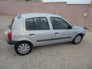 OCCASION TROYES CLIO II 4