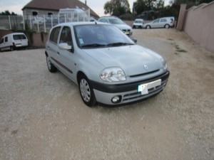 OCCASION TROYES CLIO II 5