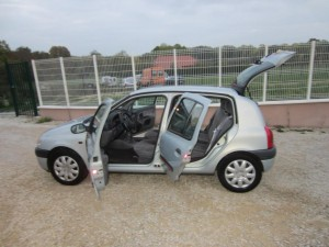 OCCASION TROYES CLIO II 6