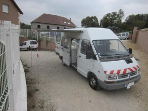 trafic restauration camping backpackers troyes 28