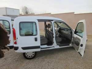 Kangoo DCI 5 places occasion TROYES 13