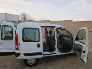 Kangoo DCI 5 places occasion TROYES 14