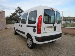 Kangoo DCI 5 places occasion TROYES 2