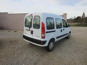 Kangoo DCI 5 places occasion TROYES 4