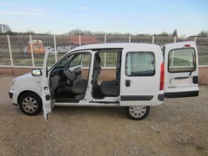 Kangoo DCI 5 places occasion TROYES 8