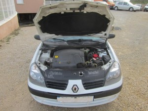 clio II DCI 136000 Kms occassion TROYES 22