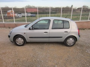 clio II PH II 1.4 16v occassion TROYES 1