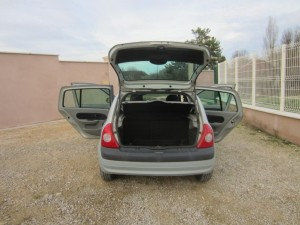 clio II PH II 1.4 16v occassion TROYES 17
