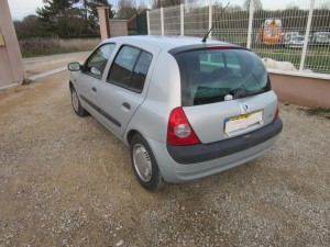 clio II PH II 1.4 16v occassion TROYES 2