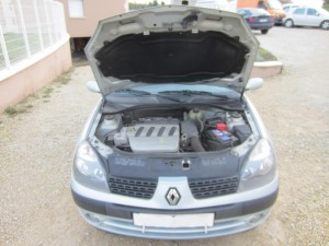 clio II PH II 1.4 16v occassion TROYES 24