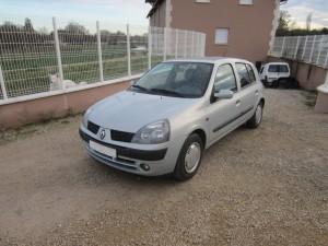 clio II PH II 1.4 16v occassion TROYES