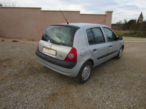 clio II PH II 1.4 16v occassion TROYES 4