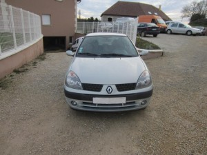 clio II PH II 1.4 16v occassion TROYES 7