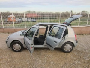 clio II PH II 1.4 16v occassion TROYES 8