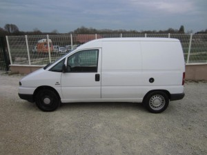Scudo utilitaire d occasion troyes aube 2