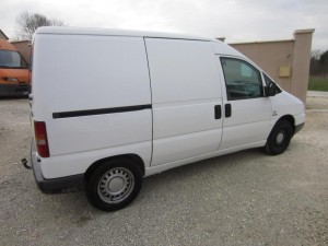 Scudo utilitaire d occasion troyes aube 7